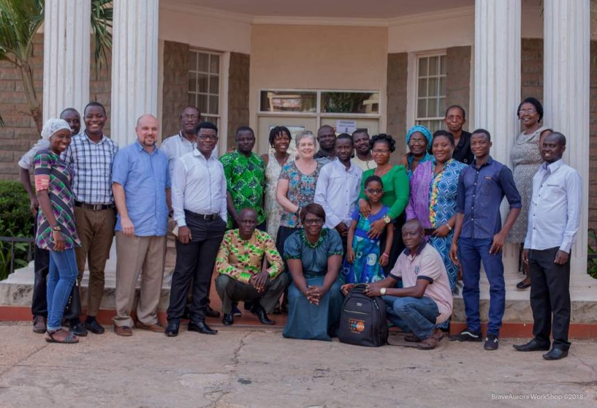 Braveaurora Organises Evaluation Workshop