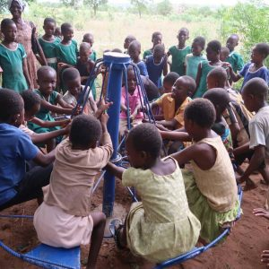 BRAVEAURORA supports Kindergarten