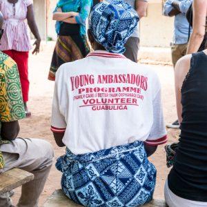 Waisenkinder als Botschafter*innen der Reintegration