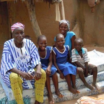 Reintegration von Waisenkinder als Pionierarbeit