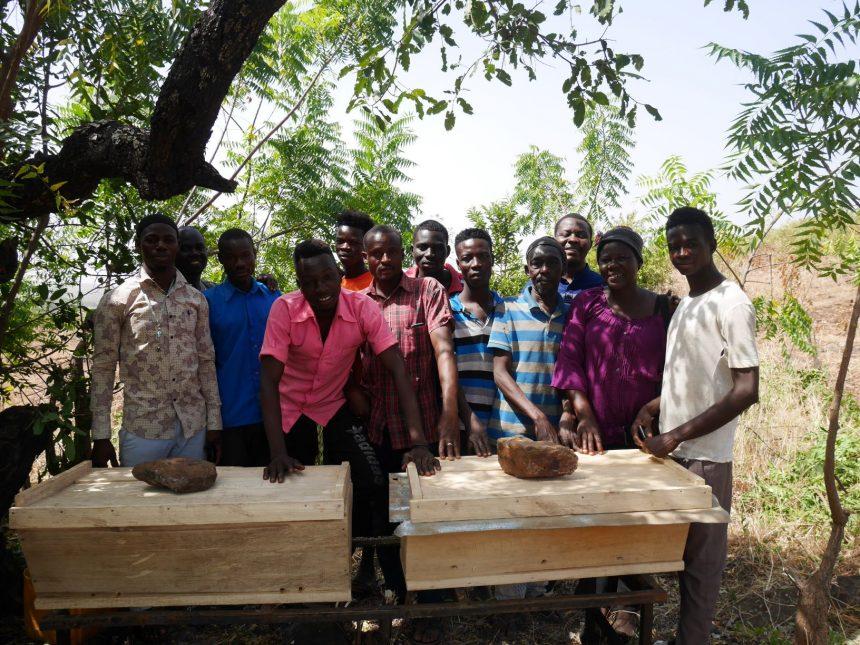 Imkertraining in Guabuliga