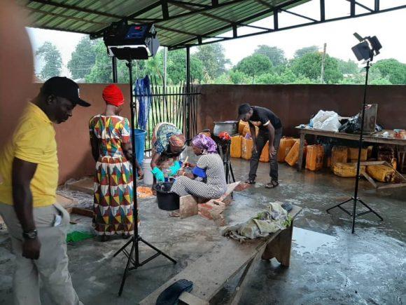 Unicef Documentary Filming