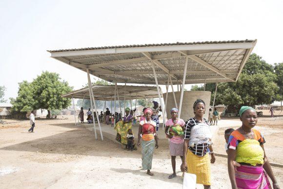 Abuja | Die Angewandte | BRAVEAURORA – the new market in Guabuliga
