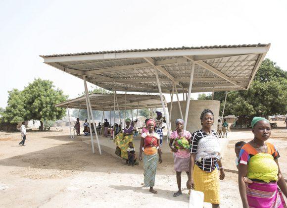 Abuja   Die Angewandte   BRAVEAURORA – the new market in Guabuliga