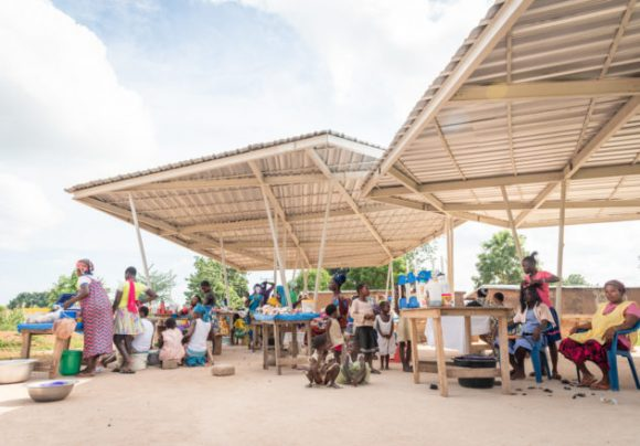 TOPOS features the market in Guabuliga