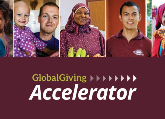 BRAVEAURORA im Global Giving Accelerator Programm